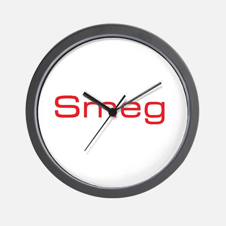 Cute Smeg Wall Clock