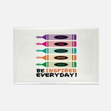 Be Inspired EveryDay! Magnets