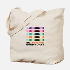 Be Inspired EveryDay! Tote Bag