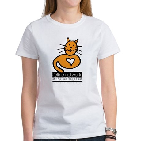 Feline Network Logo - Women's T-Shirt