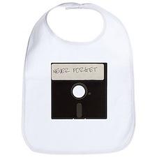 Never Forget Computer Floppy Disks Bib