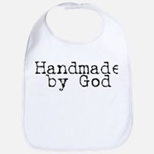 Handmade By God Bib