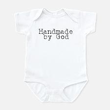 Handmade By God Infant Bodysuit