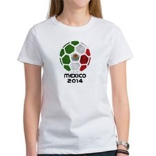 Mexico World Cup 2014 Tee