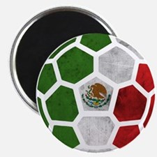 "Mexico World Cup 2014 2.25"" Magnet (10 pack)"