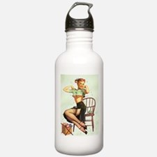 Sexy Pin Up Water Bottle