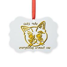 Catcream Ornament