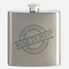 Made in 2007 Flask