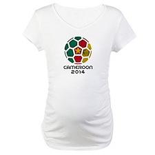 Cameroon World Cup 2014 Shirt