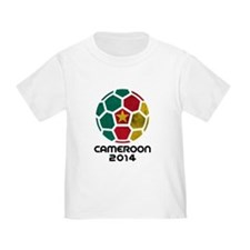 Cameroon World Cup 2014 T
