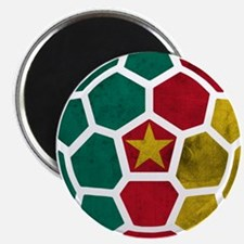 """Cameroon World Cup 2014 2.25"""" Magnet (10 pack)"""