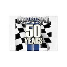 50 Anniversary 5'x7'Area Rug