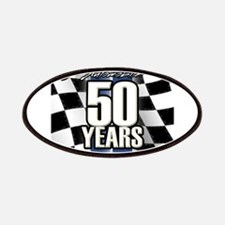 50 Anniversary Patches