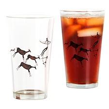 Paleo Drinking Glass
