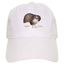 Strutting Grouse Baseball Cap
