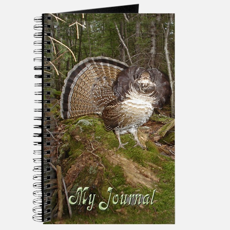 Strutting Grouse Journal