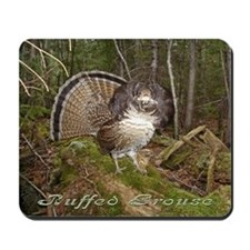 Strutting Grouse Mousepad