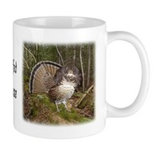 Strutting Grouse Mug