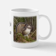 Strutting Grouse Mug