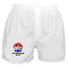 Netherlands World Cup 2014 Boxer Shorts