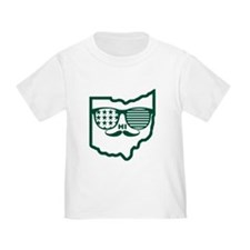 Ohio Mustache T-Shirt
