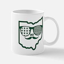 Ohio Mustache Mugs