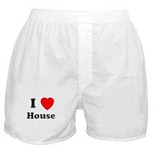 House Boxer Shorts