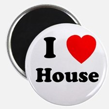 "House 2.25"" Magnet (10 pack)"