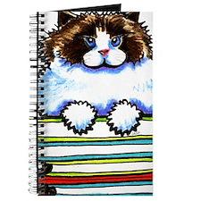 Ragdoll Cat Books Journal
