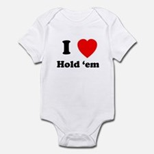 Hold 'Em Infant Bodysuit