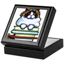 Ragdoll Cat Books Keepsake Box