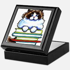 Ragdoll Cat Books Keepsake Box