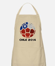 Chile World Cup 2014 Apron