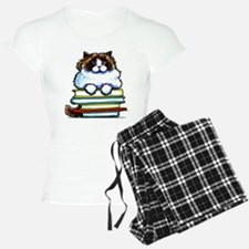 Ragdoll Cat Books Pajamas