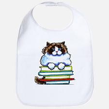 Ragdoll Cat Books Bib