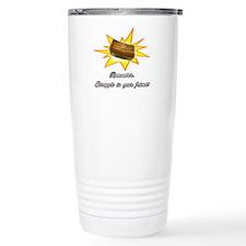 Scrapple... Travel Mug