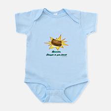 Scrapple... Infant Bodysuit