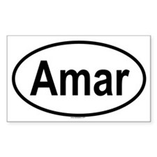 Cute Amare Decal