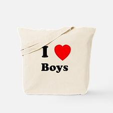 Boys Tote Bag