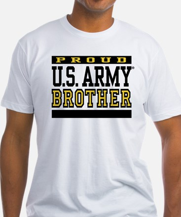 Proud U.S. Army Brother Shirt