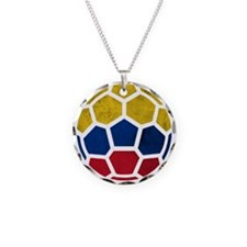 Colombia World Cup 2014 Necklace