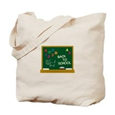 Back To School Tote Bag