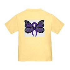 Relay For Life - Purple Ribbo T