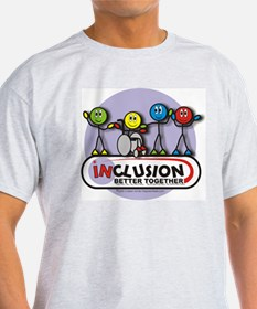 Inclusion Better Together T-Shirt