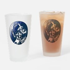 Wolfman Drinking Glass