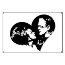 Frank and his Bride Banner