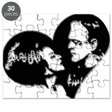 Frank and his Bride Puzzle