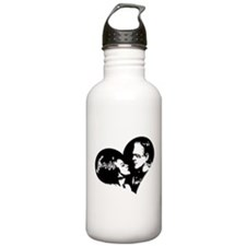 Frank and his Bride Water Bottle