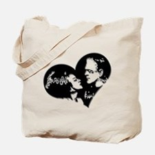 Frank and his Bride Tote Bag