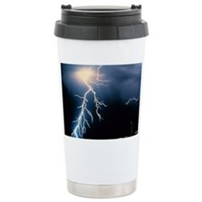 Lightning Strike Travel Mug
